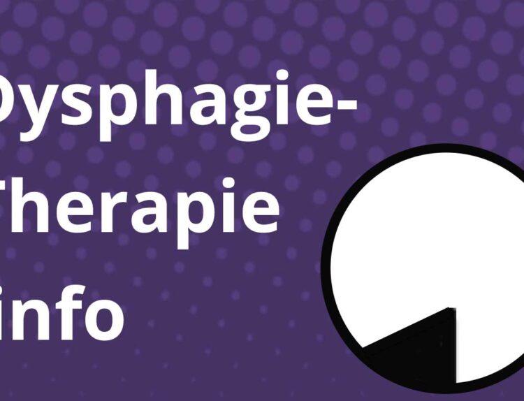 dysphagie-therapie
