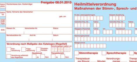 HMR-Verordnung-Logopädie